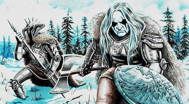 Los blackers nórdicos Itnuveth ofrecen un adelanto