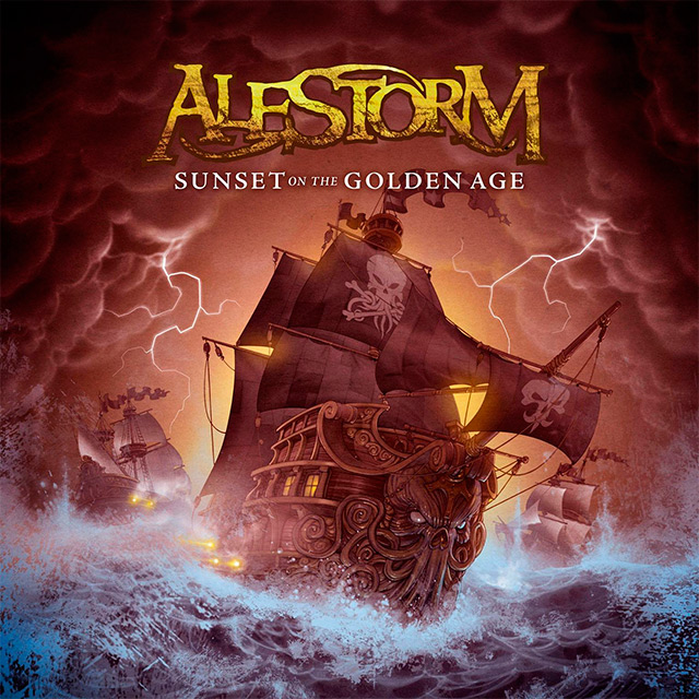 Crítica de Alestorm 'Sunset on the Golden Age'
