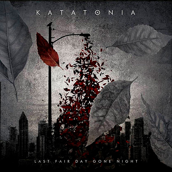 Katatonia 'Last fair day gone night'