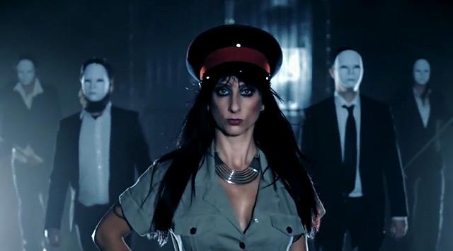 Nuevo vídeo de Sister Sin 'Chaos Royale'