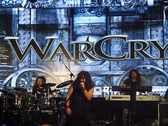 Crónica y fotos de WarCry en La Riviera, Madrid