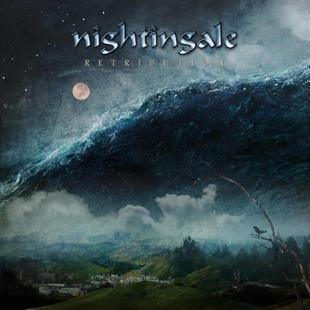 Crítica y portada de Nightingale 'Retribution'