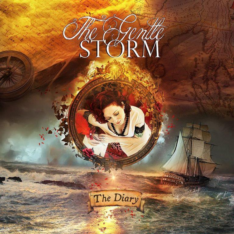 """""""The Gentle Storm"""", el proyecto de Arjen Lucassen y Anneke Van Giersbergen ya tiene portada"""