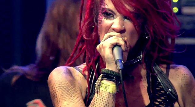 Exclusiva: In Mute y el vídeo de 'One in a million' (Live at Wacken 2014)