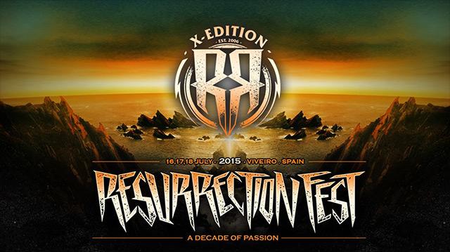 39 nuevos grupos confirmados para la X-Edition del Resurrection Fest