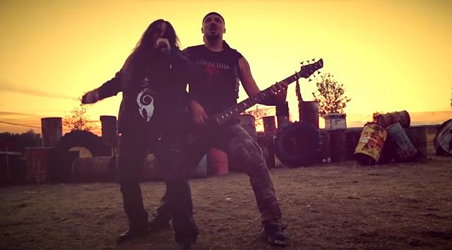 Asfáltika y el vídeo de 'Amanecer'