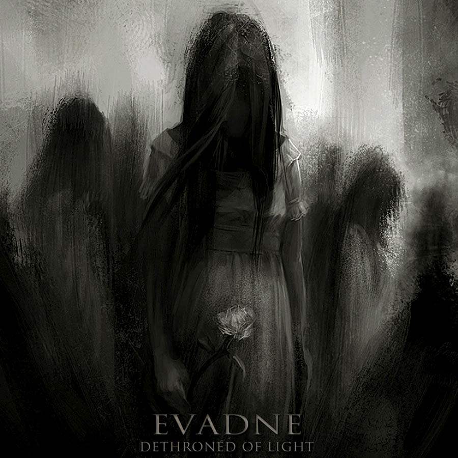 Evadne 'Dethroned of light' (EP)
