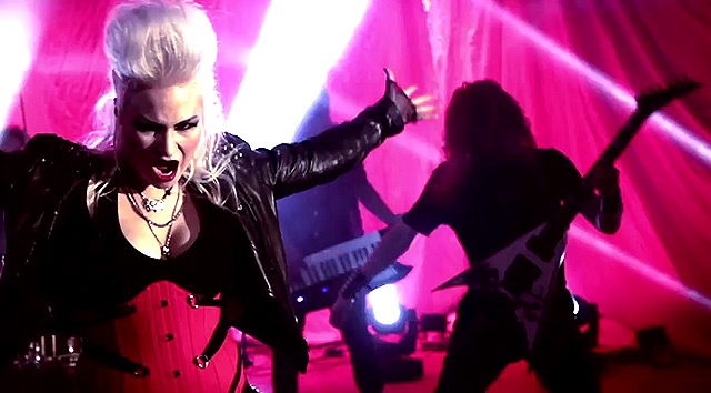 Nuevo vídeo de Battle Beast 'Madness'