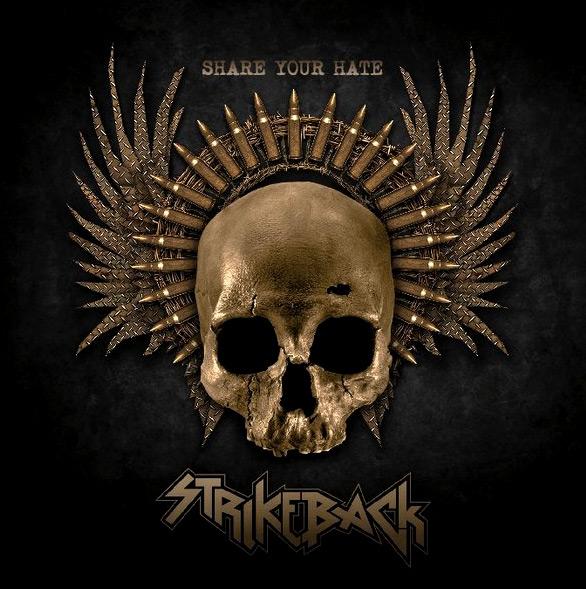 Strikeback 'Share your hate'