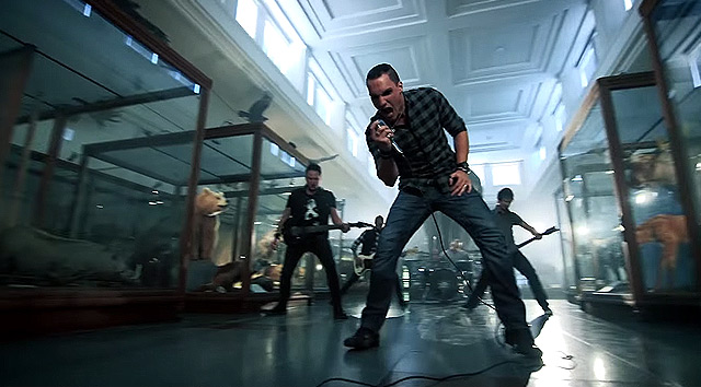 The Unguided y el vídeo de 'Eye Of The Thylacine'