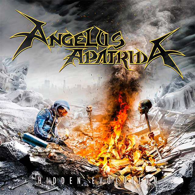 Angelus Apatrida 'Hidden Evolution'