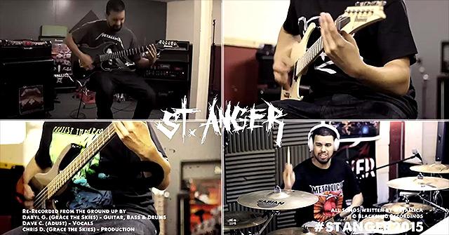 Descubre como sonaría el 'St. Anger' de Metallica