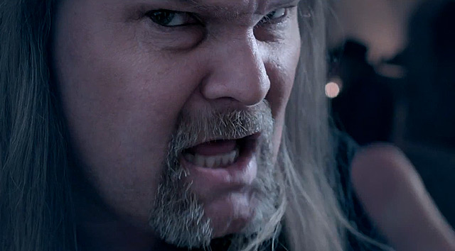 Jorn Lande & Trond Holter y el vídeo de 'Walking on water'