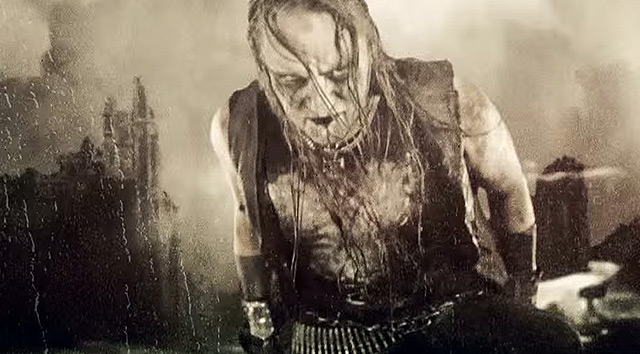 Marduk y el vídeo de 'Frontschwein'