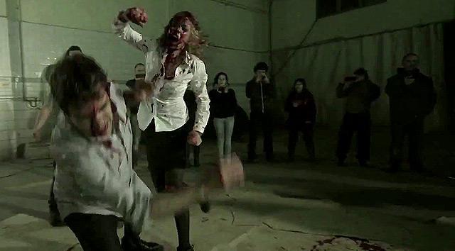 Nuevo vídeo de Miss Octubre 'Rojo Oscuro'