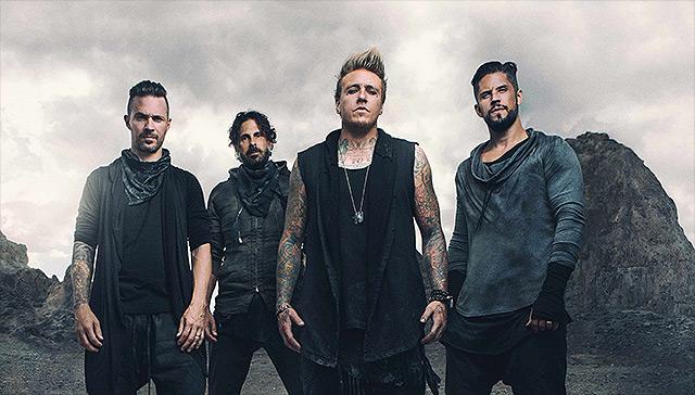 Papa Roach y Breaking Boundryz unen sus nuevos lanzamientos