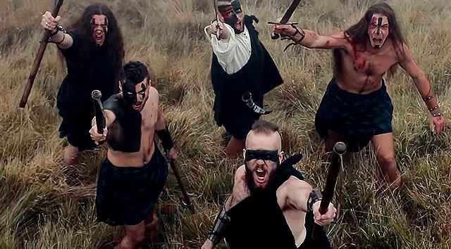 Wind Rose y el vídeo de 'Rebel and free'