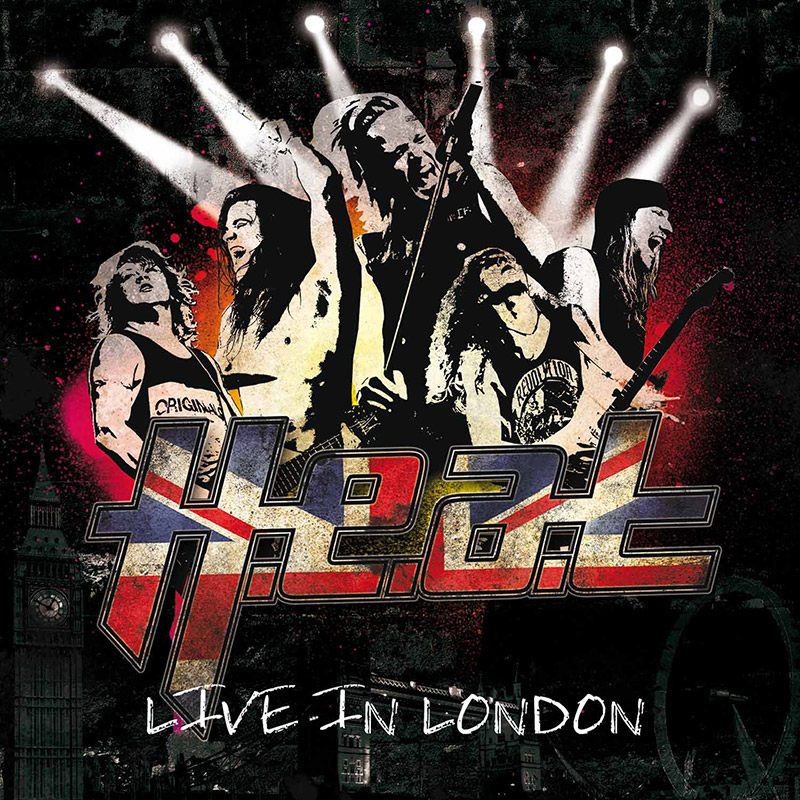 H.E.A.T. 'Live In London'