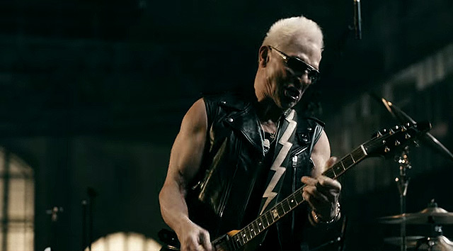 Nuevo vídeo de Scorpions 'We Built This House'