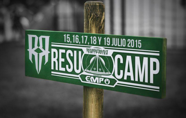 El Resurrection Fest 2015 anuncia el lanzamiento oficial del Resucamp 2015