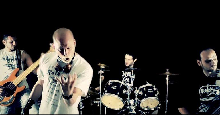 Apontokation y el vídeo de 'Absolution Through The Mayhem'