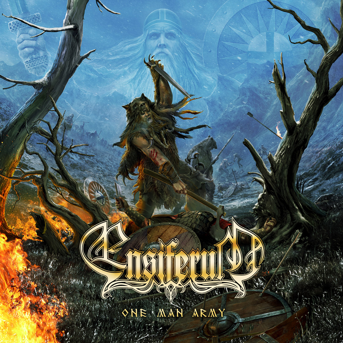 Ensiferum 'One Man Army'