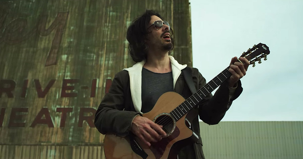 Nuevo vídeo de Richie Kotzen 'The enemy'