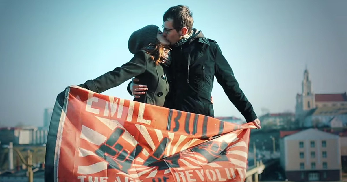 Nuevo vídeo de Emil Bulls 'The Age of Revolution'