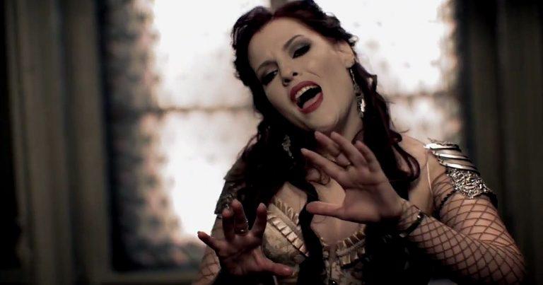Nuevo vídeo de Sirenia 'Once My Light'