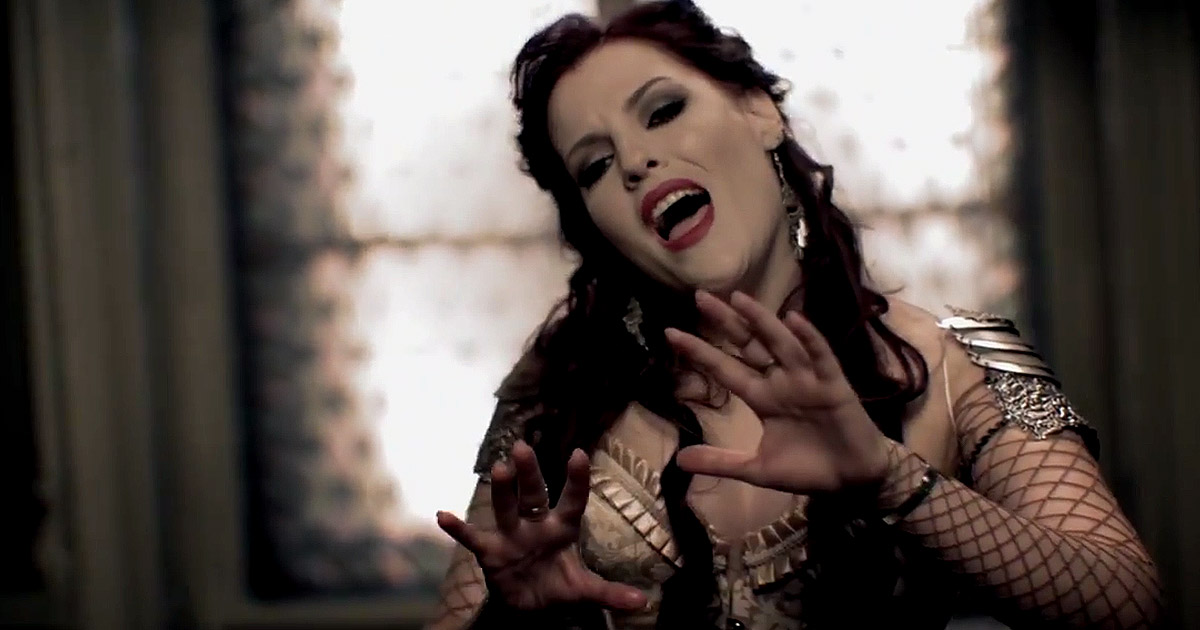 Nuevo vídeo de Sirenia 'Once My Light'