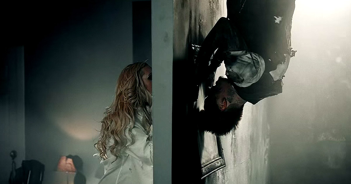 Papa Roach y el vídeo de 'Gravity' con Maria Brink (In This Moment)