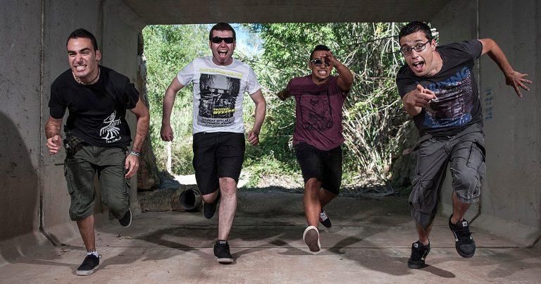 Ruido Ilegal presenta 'Ruido Sospechoso' como avance de su primer disco