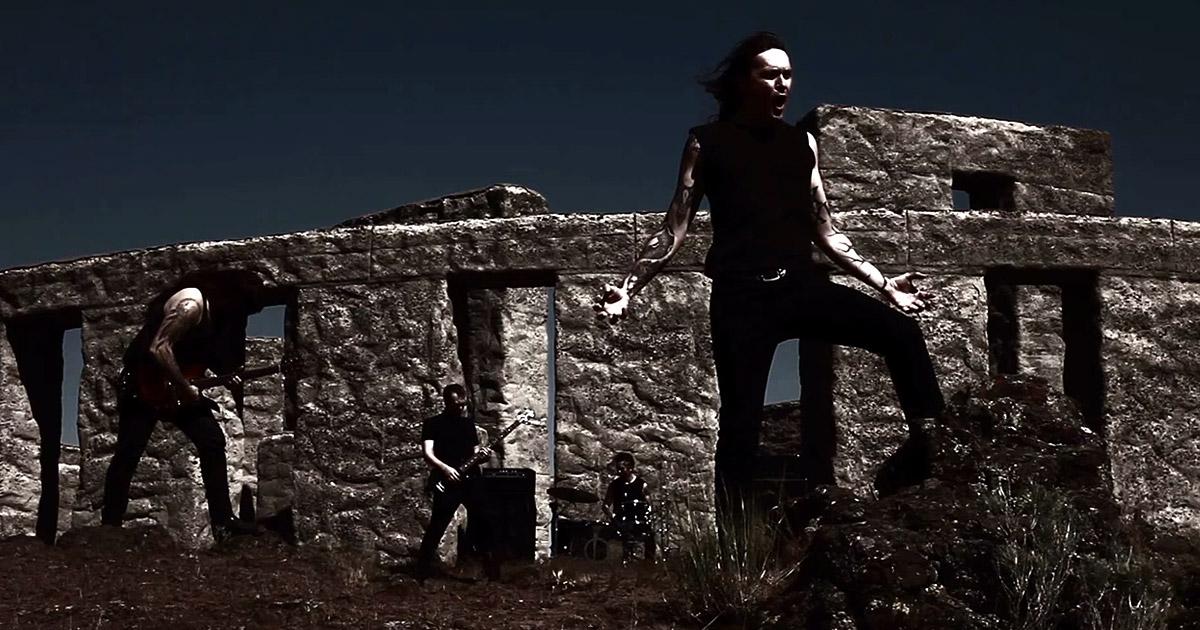 Atriarch y el vídeo de 'Bereavement'