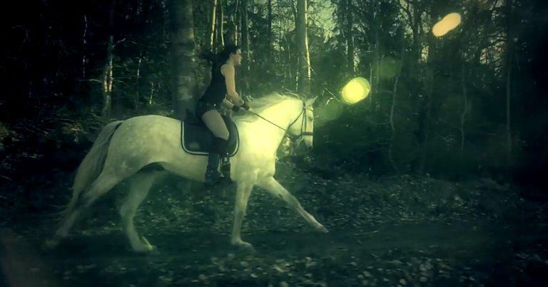 Crucified Barbara y el vídeo de 'Lunatic #1'