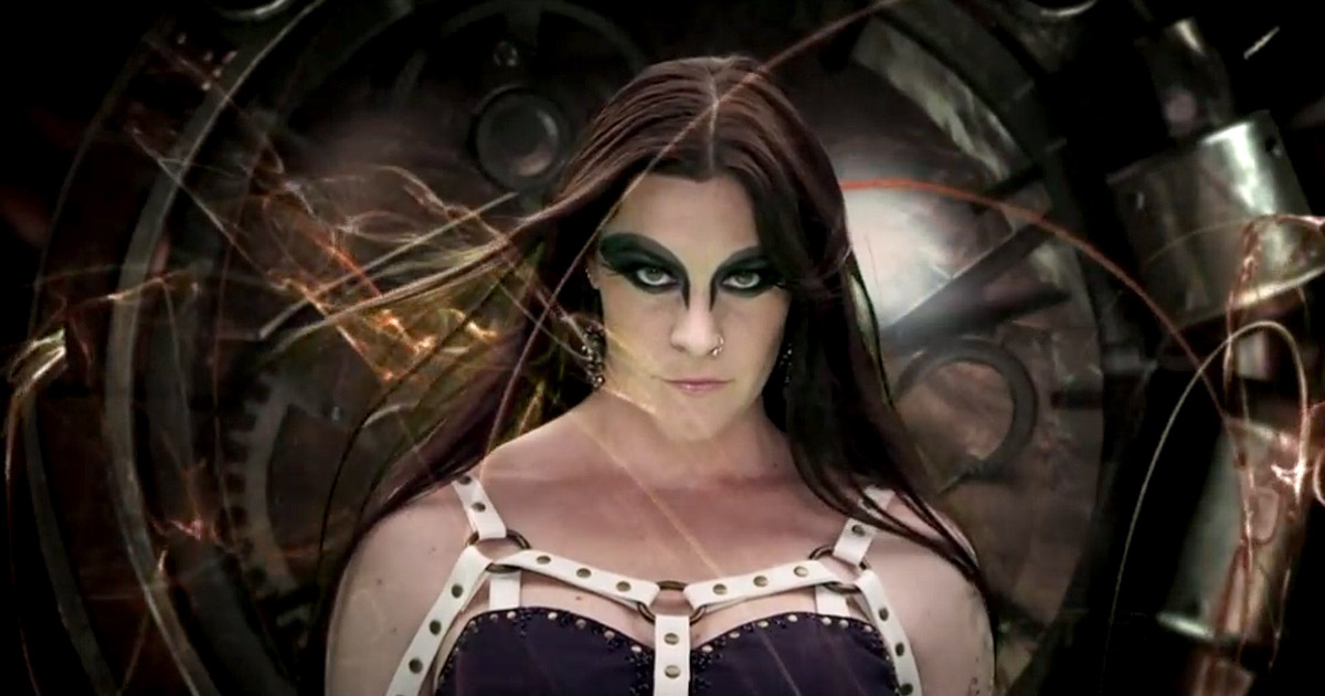 Nightwish y el vídeo de 'Endless Forms Most Beautiful'
