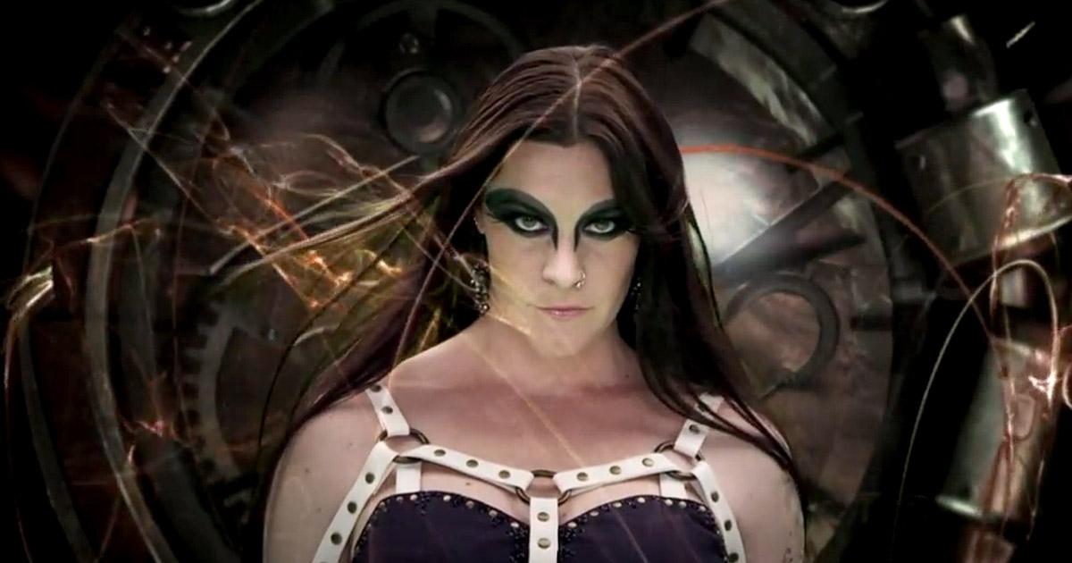 Nightwish y el vídeo de 'Endless Forms Most Beautiful'