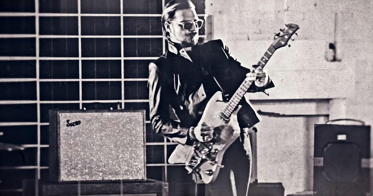 Rival Sons y el vídeo de 'Electric Man'