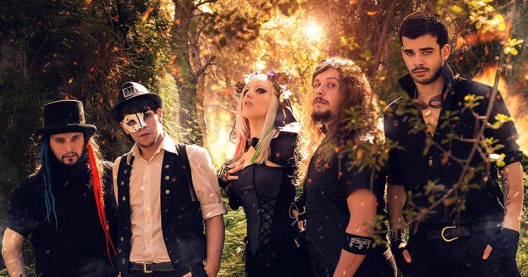 Synlakross comparten su nuevo single 'Dragon Egg' en lyric video