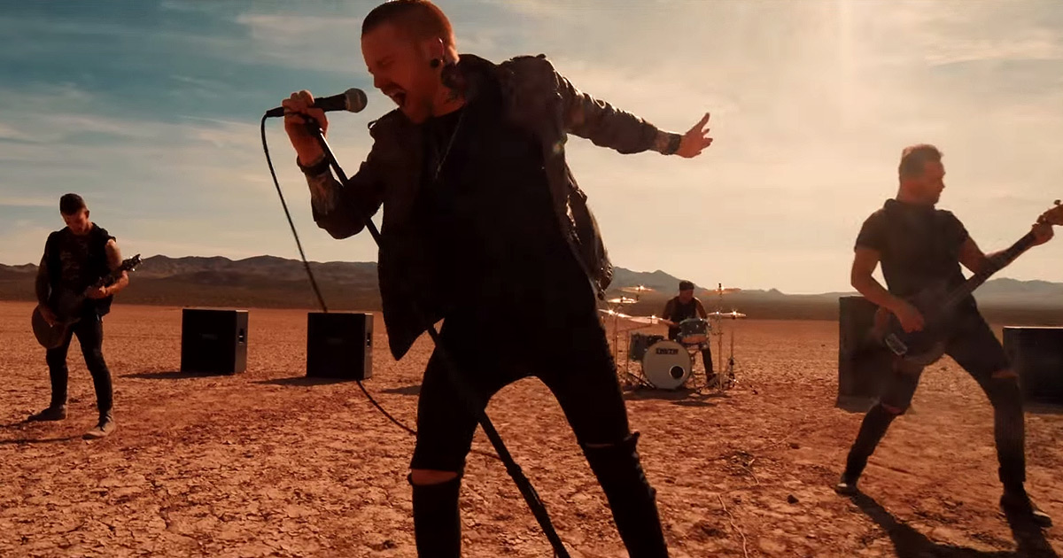 Memphis May Fire y el vídeo de 'Stay The Course'