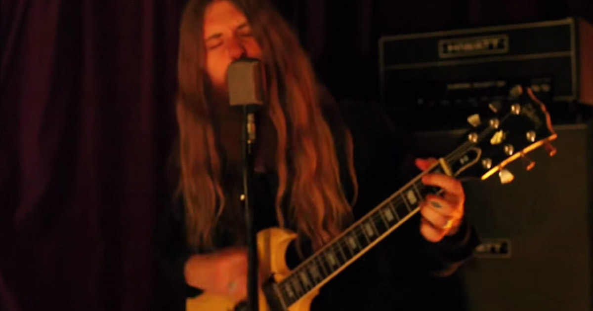 Nuevo vídeo de Kadavar 'The old man'