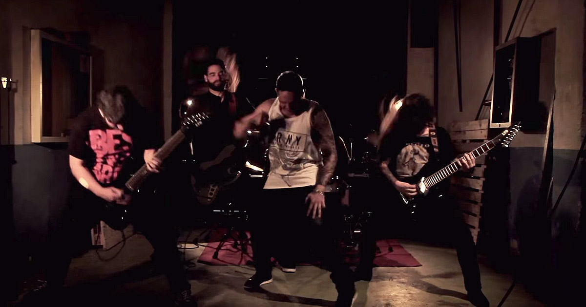 Nuevo vídeo de Violent Eve 'Devourer'