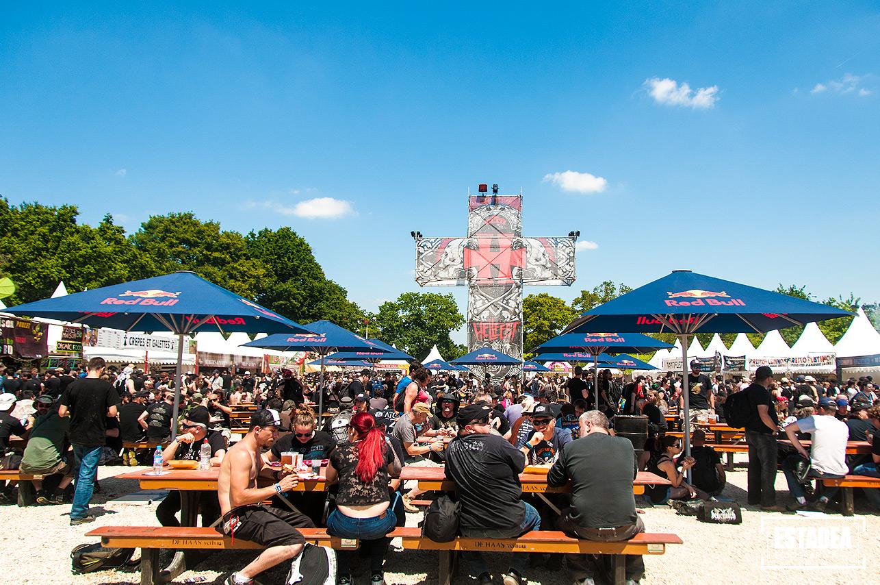 Hellfest 2015: Sábado 20