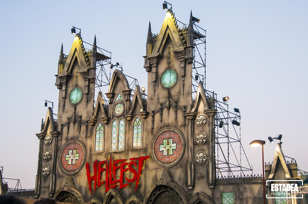 Hellfest 2015: Viernes 19