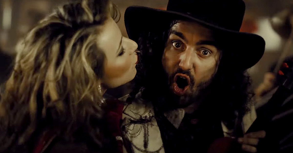 Alestorm y el vídeo de 'Magnetic North'