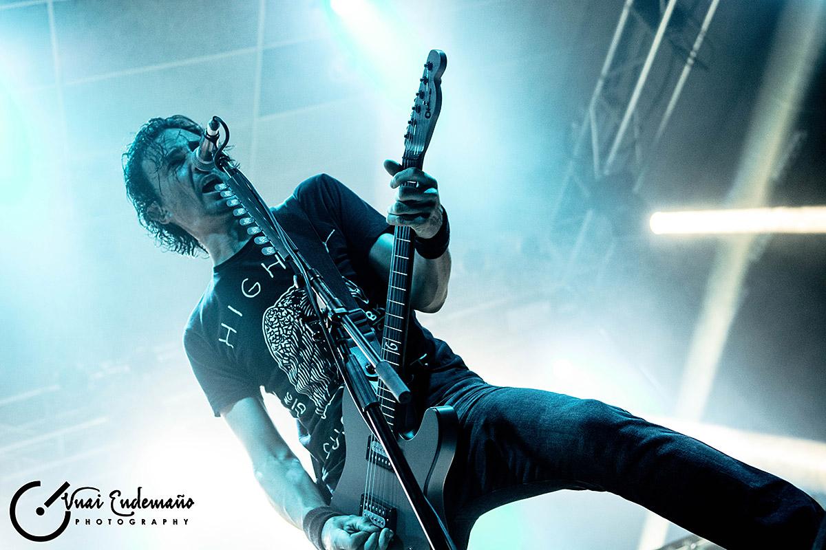 Kristonfest 2015 en la sala Santana 27 (Bilbao)