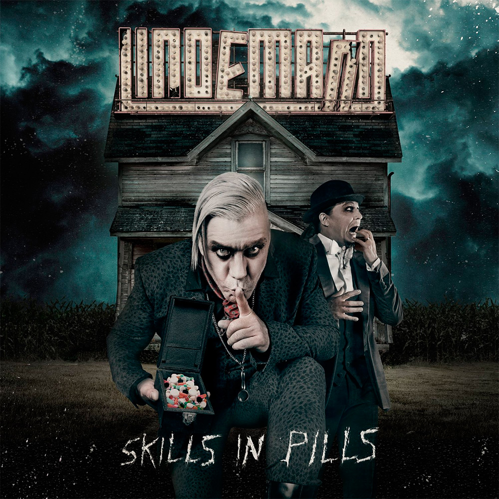 Lindemann 'Skills in Pills'