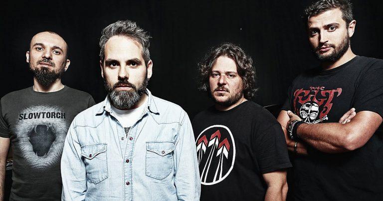 Los stoners italianos Slowtorch nos presentan su nuevo disco