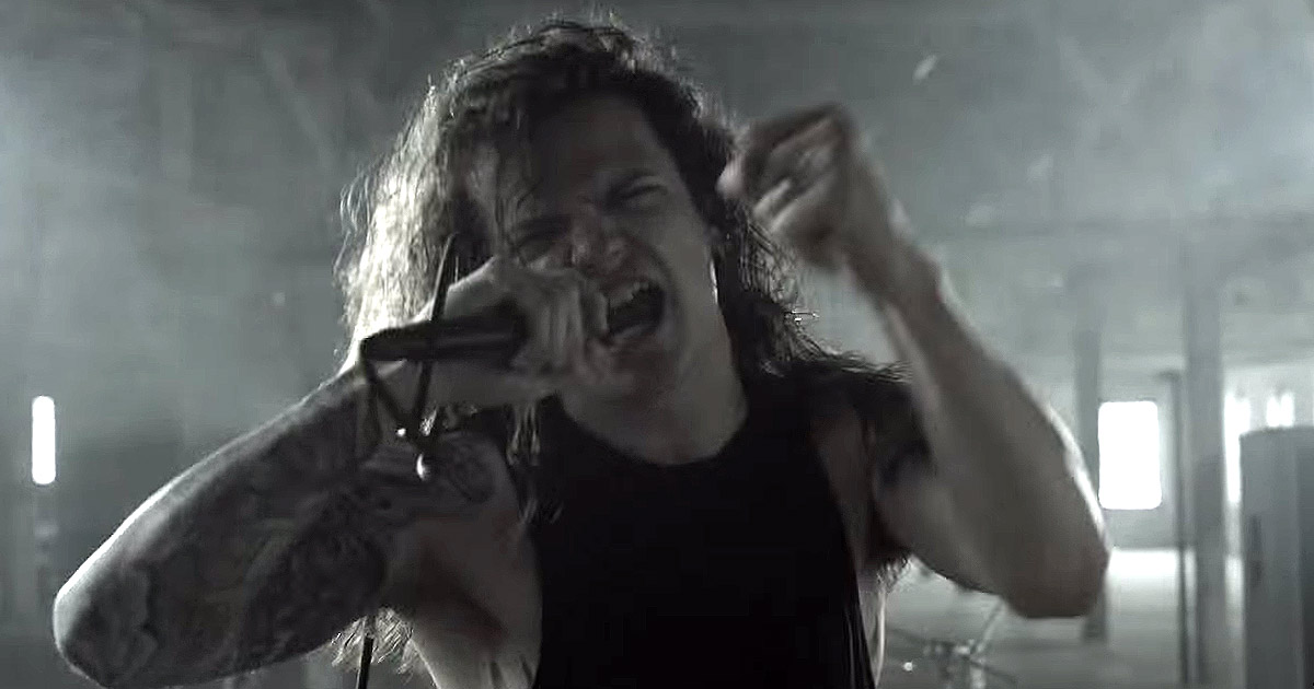 Miss May I y el vídeo de 'I.H.E.'