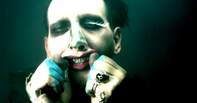 Nuevo vídeo de Marilyn Manson, 'Third day of a seven day binge'