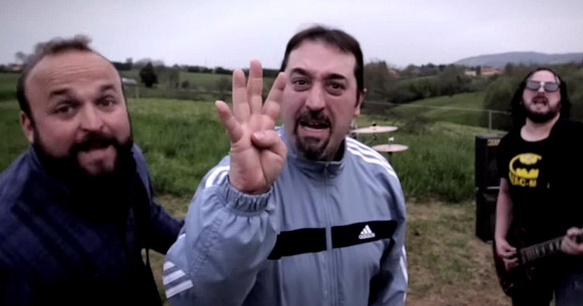 Ofensivos y el vídeo de \'Cuarto Milenio\' – La Estadea: Rock ...